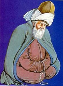 (Balkh, 30 septembre 1207 - Konya, 17 décembre 1273)